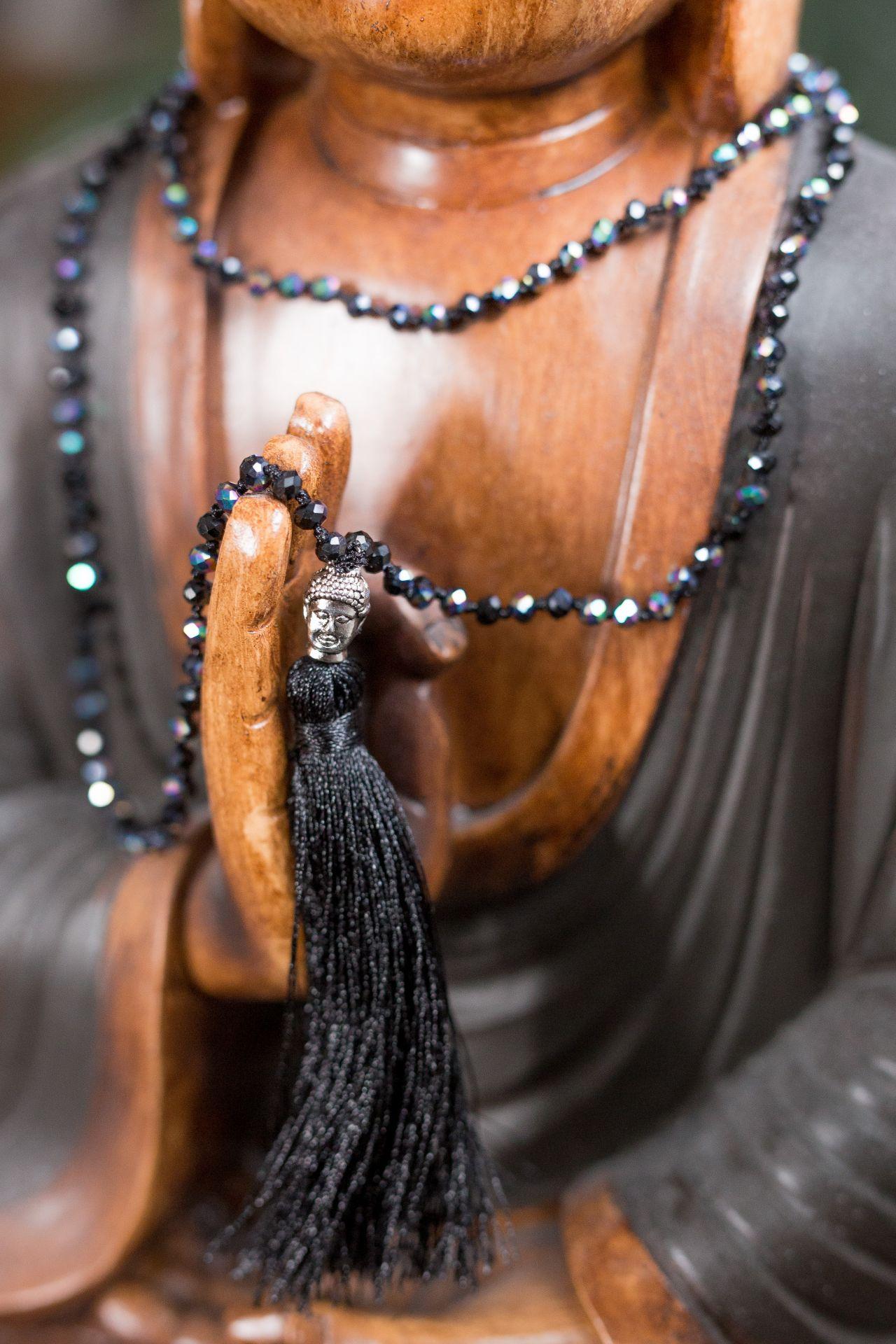 Budha spirituálny náhrdelník