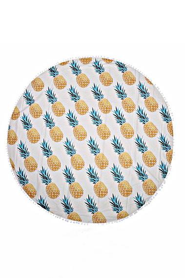 Plážový uterák Pineapple