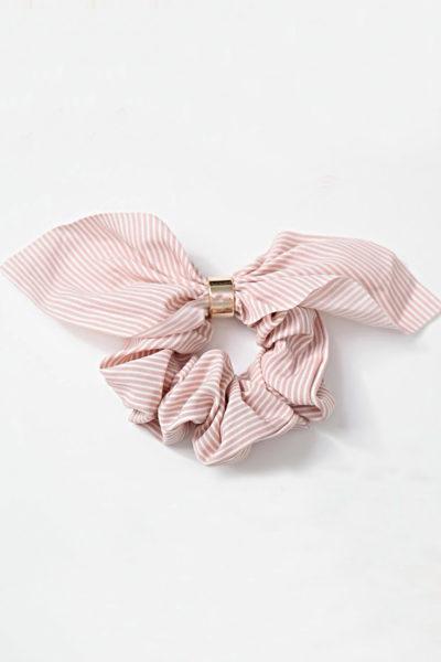 Ozdobná gumička Sailor pink