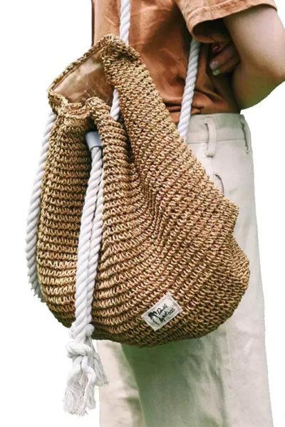 Ručne pletený batoh Sumatra